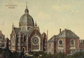 Synagoga Wielka w Katowicach (pl. Synagogi)