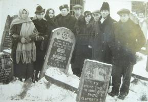 Kielce: Jewish cemetery (Pakosz Dolny Street)