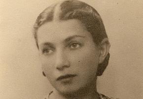 Polish Roots in Israel: Frida Kliger (Lorberbaum) about Kurów, Warsaw