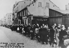 """Lublin. Akcja """"Reinhardt"""" – wymordowanie polskich Żydów"""