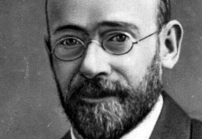 Today I saw Janusz Korczak / as he was walking with the children in the final march...