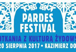 Pardes Festival 2017 – Spotkania z Kulturą Żydowską