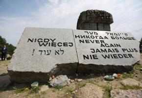 Beyond words. The anniversary of prisoners' revolt in the Treblinka II death camp
