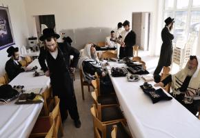 Hasidic Centre in Radomsko