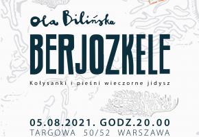 Warszawa. Muzeum Warszawskiej Pragi zaprasza na koncert Berjozkele