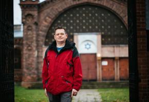 Paweł Kulig laureatem konkursu Nagroda POLIN 2020