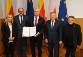 Warsaw. Appeal on zero tolerance for prejudice, xenophobia and anti-Semitism