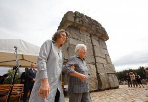 Treblinka. 76th Anniversary of the Rebellion in the Treblinka II Extermination Camp