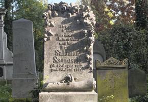 Wrocław: Cmentarz żydowski we Wrocławiu (ul. Ślężna 37/39)
