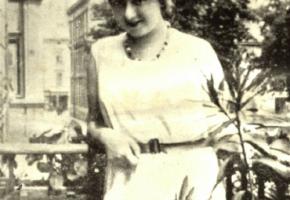 105th anniversary of Anda Eker's birth
