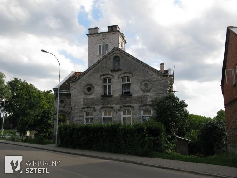 Orneta. Synagoga przy ul. Kopernika 24 (?)
