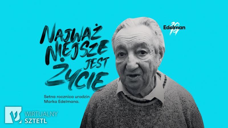 Łódź. 2019 – Rok Marka Edelmana