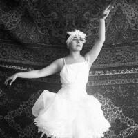 Białystok. Rina Nikova – Roza Rubinowicz – biblijna balerina