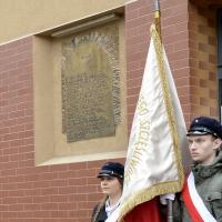 """Warszawa. Upamiętnienie lokatorów i opiekunów bunkra """"Krysia"""""""