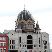 Królewiec. Wprowadzenie Tory do Nowej Synagogi