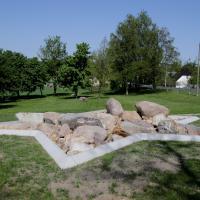 Skoki. Upamiętnienie cmentarza żydowskiego