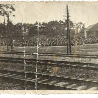 Otwock. 76. rocznica zagłady Żydów otwockich, falenickich i rembertowskich