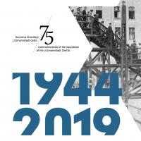 Łódź. 75. rocznica likwidacji getta łódzkiego