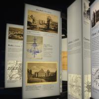 Gliwice. Wystawa stała w Domu Pamięci Żydów Górnośląskich